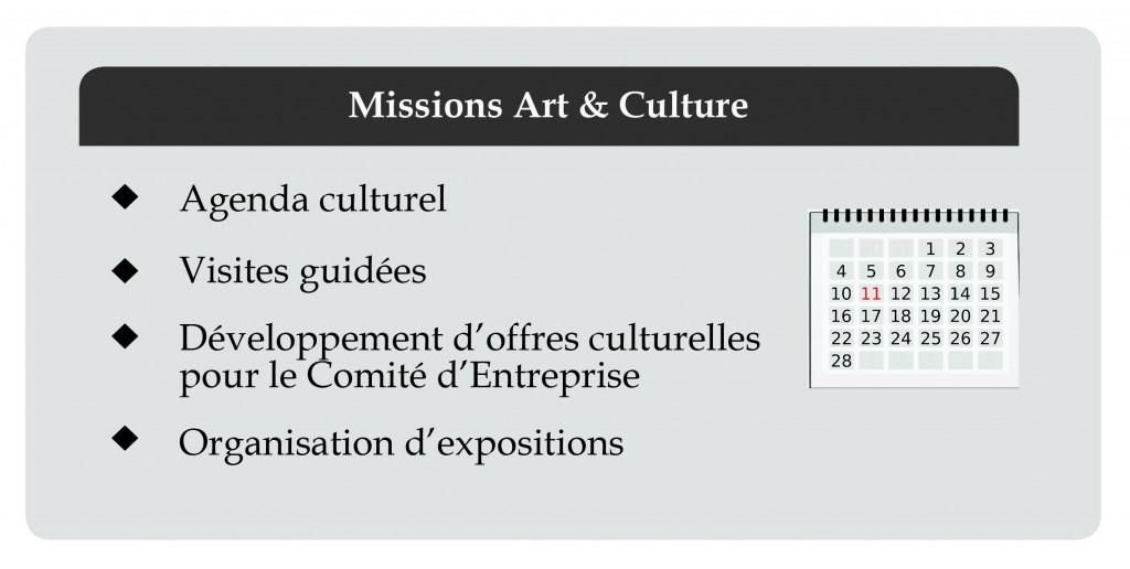 Missions art culture