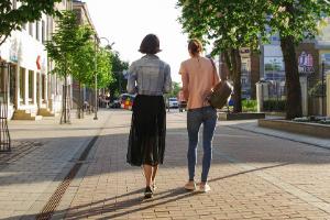 Marcher est essentiel