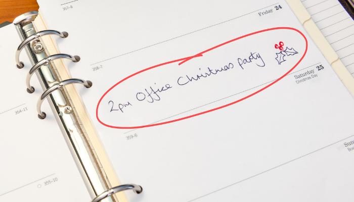 Agenda Soirée de Noël