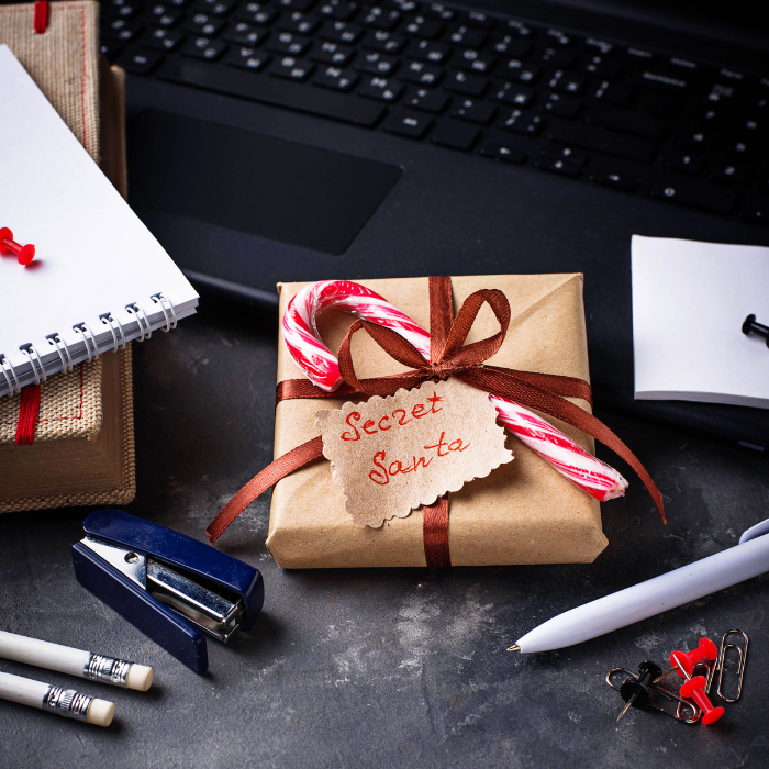 Cadeau Père-Noël Secret